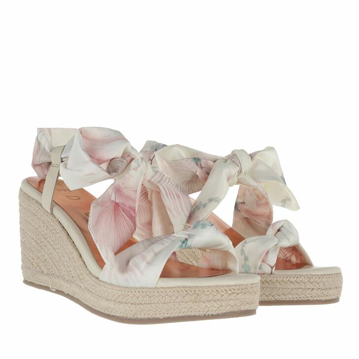Schuh, Ted Baker, Kelisan Serendipity Heeled Espadrille Sandal Light Pink