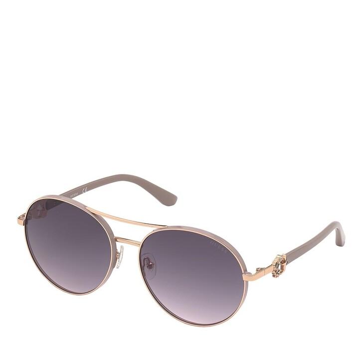 Sonnenbrille, Guess, GU7791-S Rose Gold/Violet