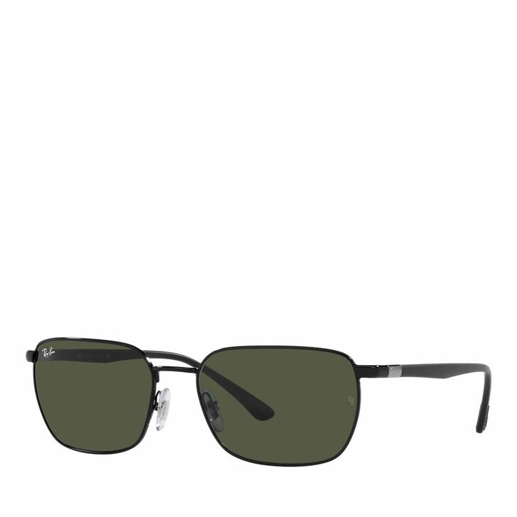 sunglasses, Ray-Ban, Unisex Sunglasses 0RB3684 Black