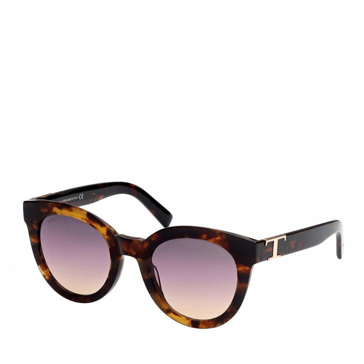 sunglasses, Tod's, TO0300 Havanna/Violet