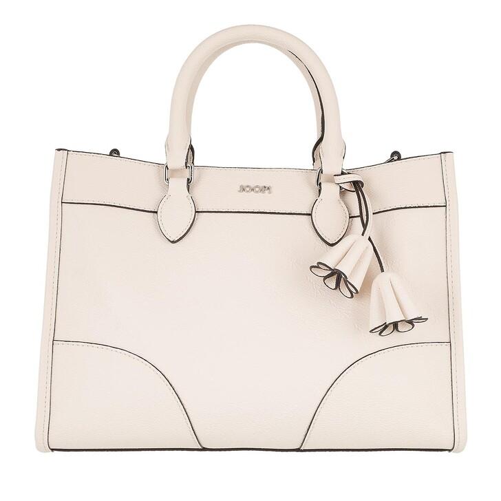 bags, JOOP!, Cortina Stampa Aurelia Handbag offwhite