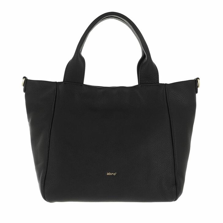 bags, Abro, Shopper KAIA small  Black/Gold