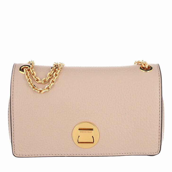 Handtasche, Coccinelle, Handbag Grainy Lea Powder Pink
