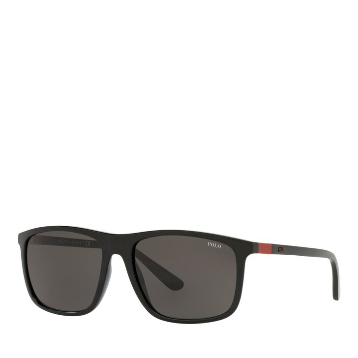 Sonnenbrille, Polo Ralph Lauren, 0PH4175 Shiny Black
