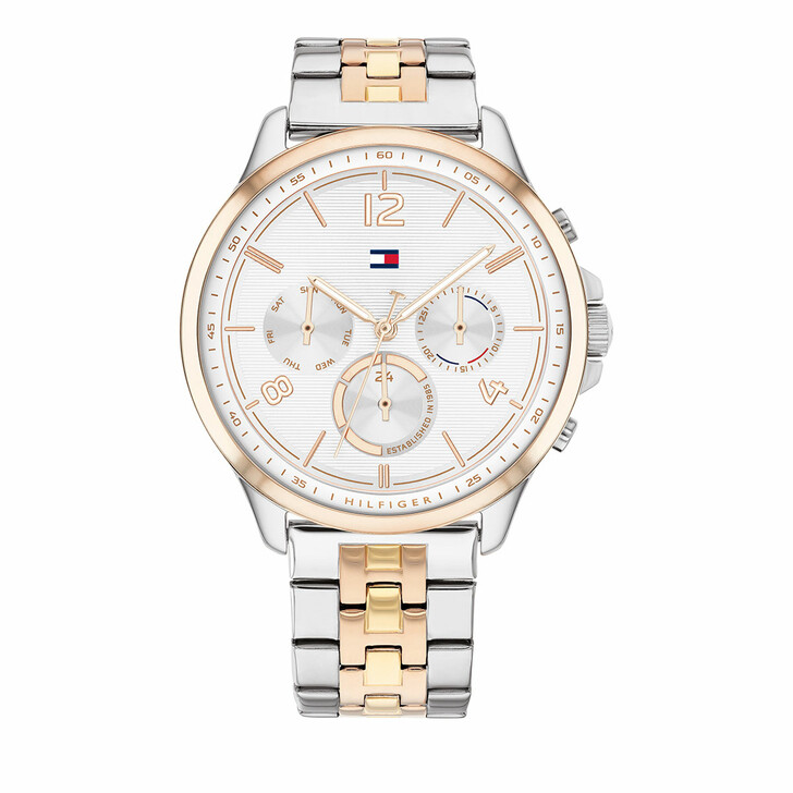 watches, Tommy Hilfiger, Watch Casual Bicolor
