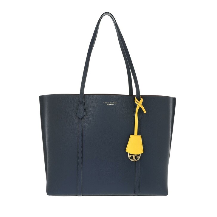 Handtasche, Tory Burch, Perry Triple-Compartment Tote Royal Navy