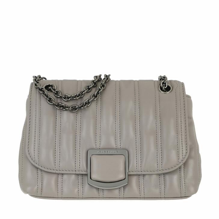 bags, Longchamp, Brioche Crossbody Bag Turtle Dove