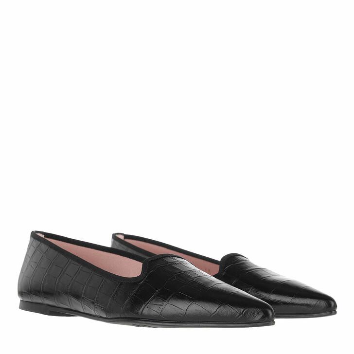 Schuh, Pretty Ballerinas, Ella Ballerinas Leather Negro