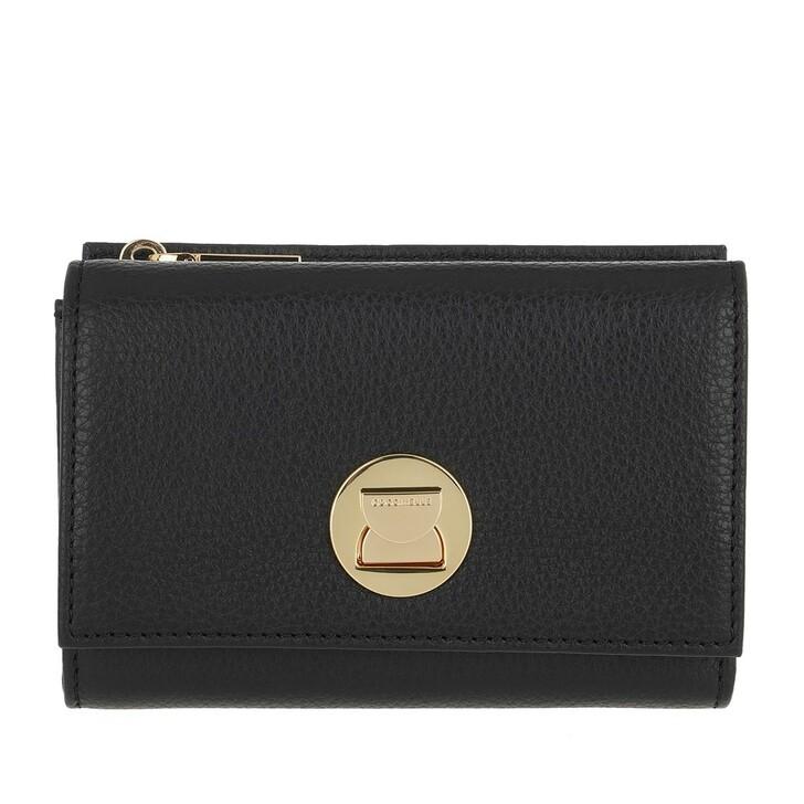 wallets, Coccinelle, Liya Noir