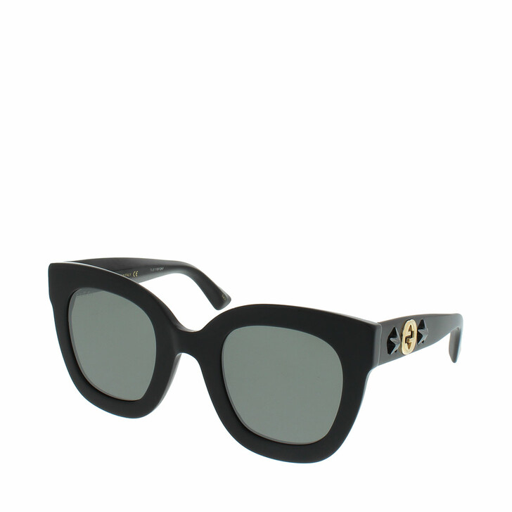 Sonnenbrille, Gucci, GG0208S 49 002