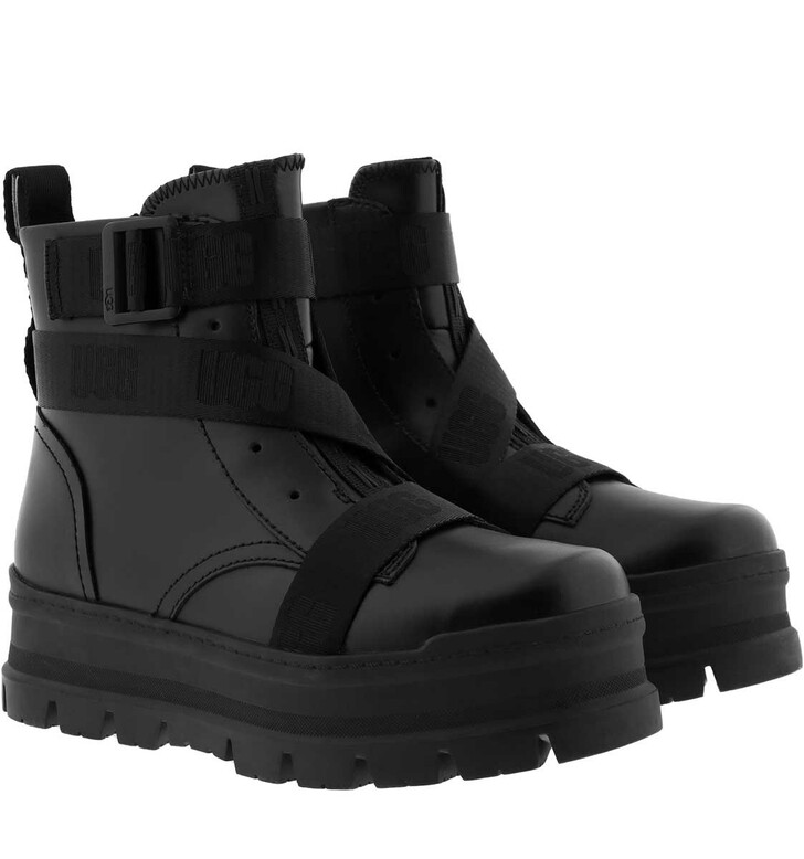 shoes, UGG, Sid Boot Black