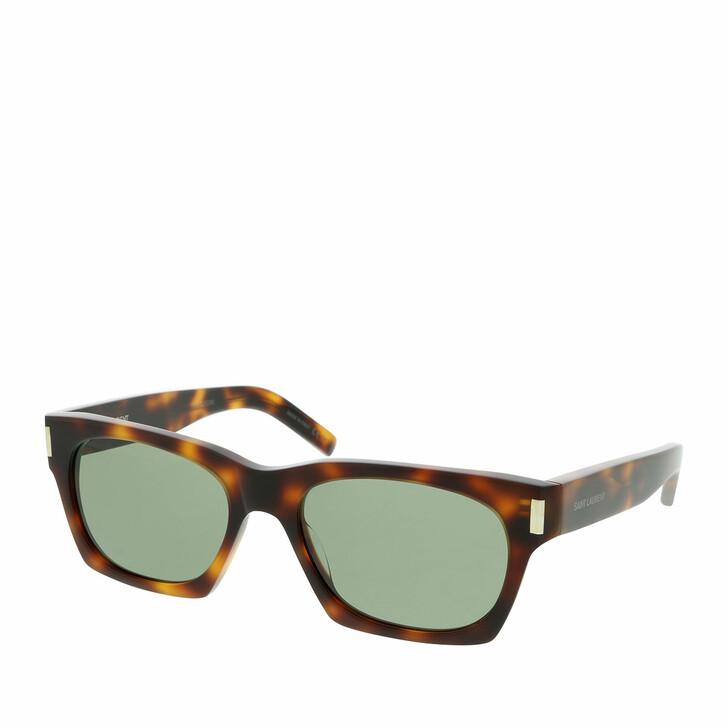 sunglasses, Saint Laurent, SL 402-003 54 Sunglass UNISEX ACETATE Havana