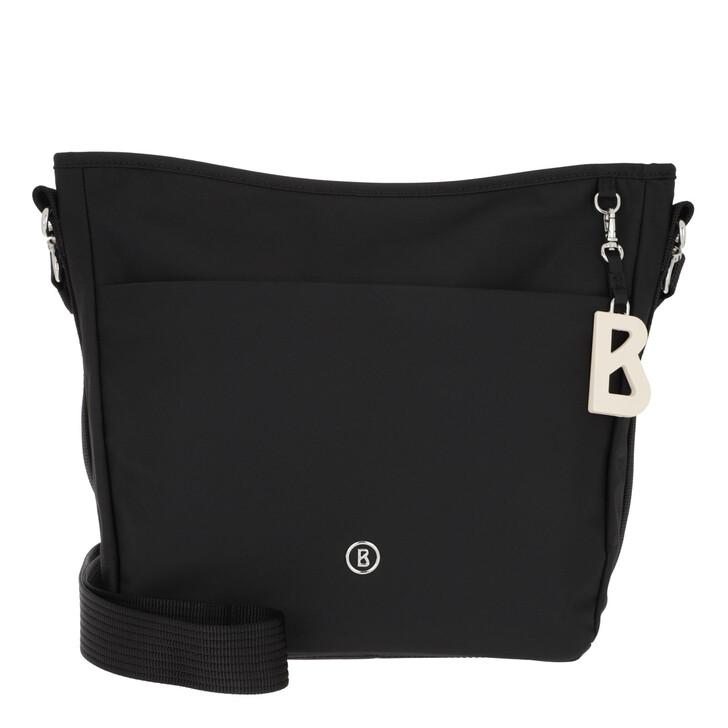 Handtasche, Bogner, Verbier Irma Shoulderbag Black