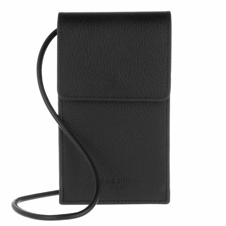 Smartphone/Tablet case (Bag), Liebeskind Berlin, Basics Mobile Pouch Black