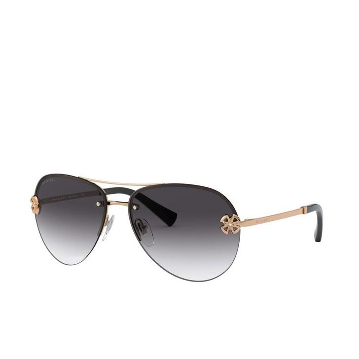 sunglasses, BVLGARI, Women Sunglasses Dolcevita 0BV6137B Pink Gold