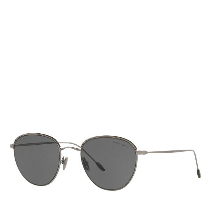 sunglasses, Giorgio Armani, 0AR6048 Matte Gunmetal/Matte Black