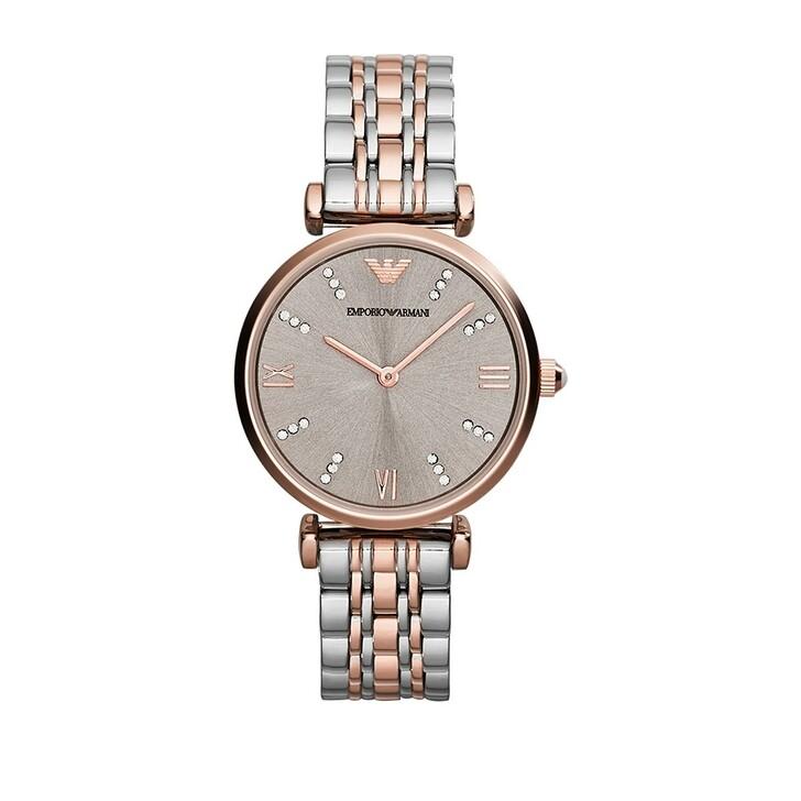 Uhr, Emporio Armani, Watch Dress AR1840 Roségold