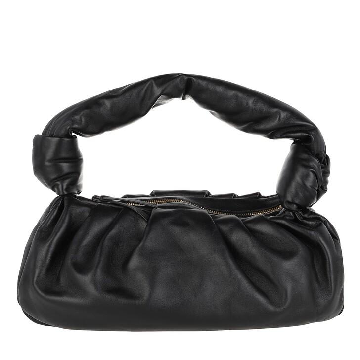 Handtasche, Miu Miu, Shoulder Bag Nappa Leather Black
