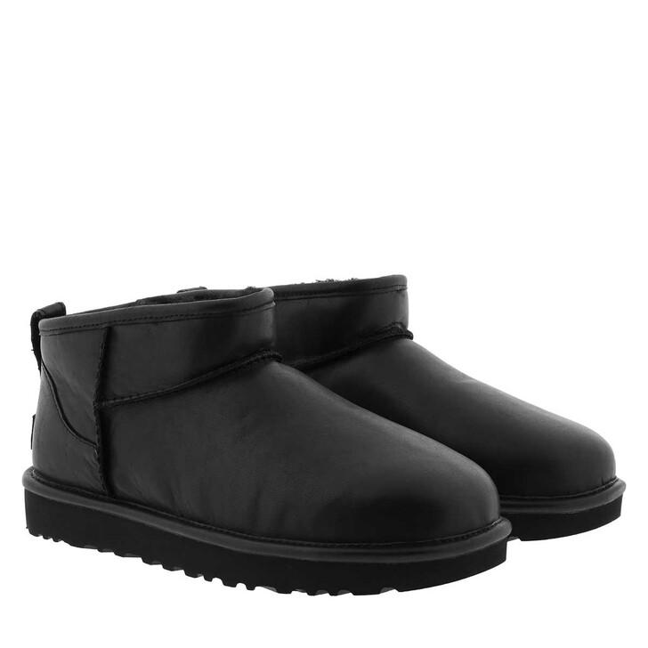 Schuh, UGG, Classic Ultra Mini Boot Black