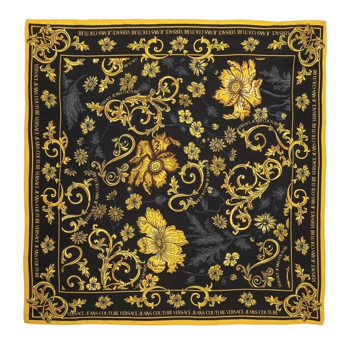 Schal, Versace Jeans Couture, Foulard Gold