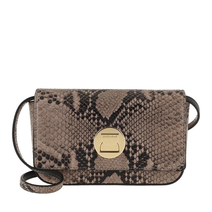 Handtasche, Coccinelle, Mini Bag Taupe