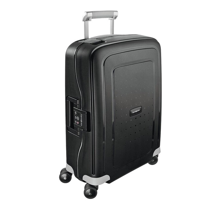 Reisetasche, Samsonite, Cure Trolley Black