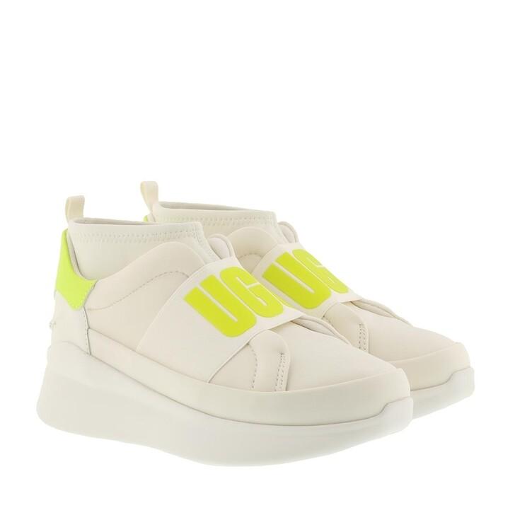 Schuh, UGG, W Neutra Neon Coconut Milk/Neon Yellow