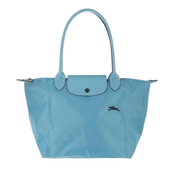 bags, Longchamp, Le Pliage Club Shoulder Bag Orage