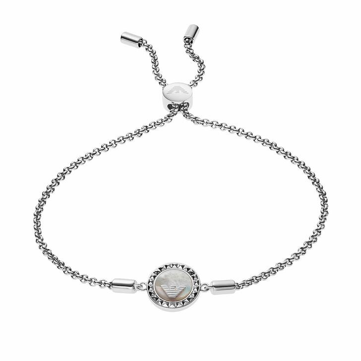Armreif, Emporio Armani, EG3347040 Bracelet Silver