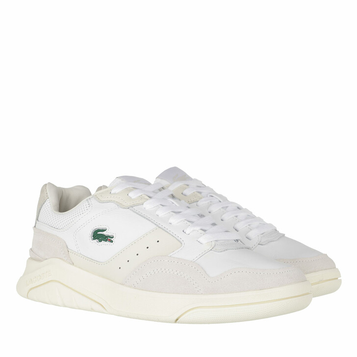 Schuh, Lacoste, Gameadvance Luxe Sneaker White Off White