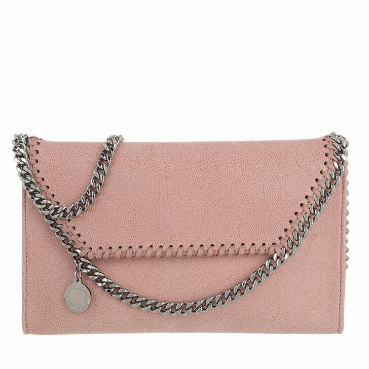 Handtasche, Stella McCartney, Falabella Mini Crossbody Bag Pink