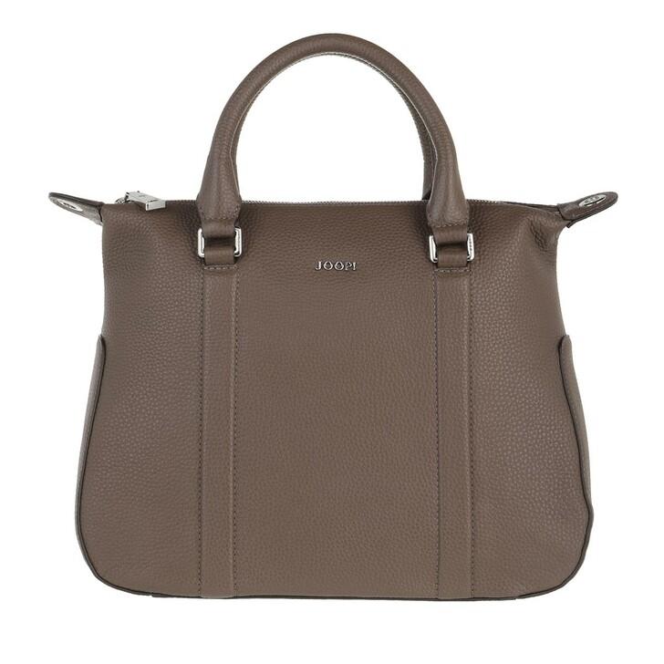 Handtasche, JOOP!, Felicita Medea Handbag Mud