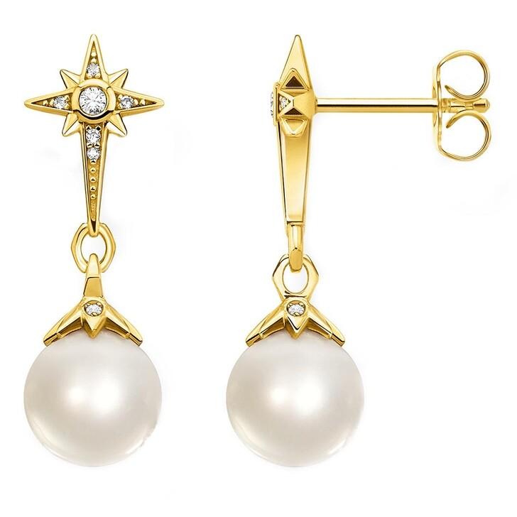 earrings, Thomas Sabo, Earrings Yellow Gold