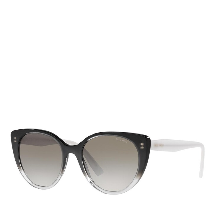 sunglasses, Miu Miu, 0MU 04XS BLACK GRADIENT
