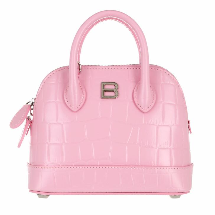 bags, Balenciaga, Ville XXS Handle Bag Pink