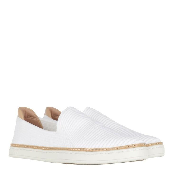 Schuh, UGG, Sammy Shoe Rib Knit White