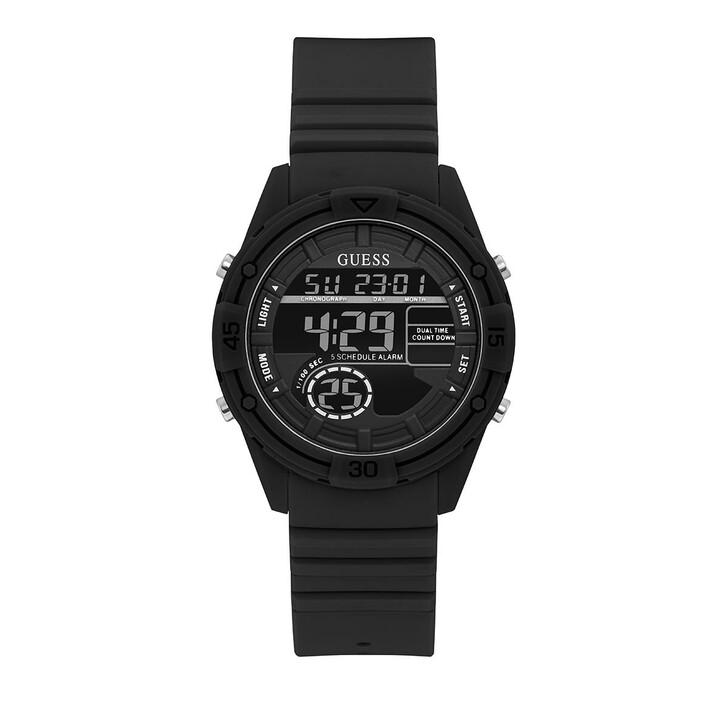 Uhr, Guess, Ladies Trend Black