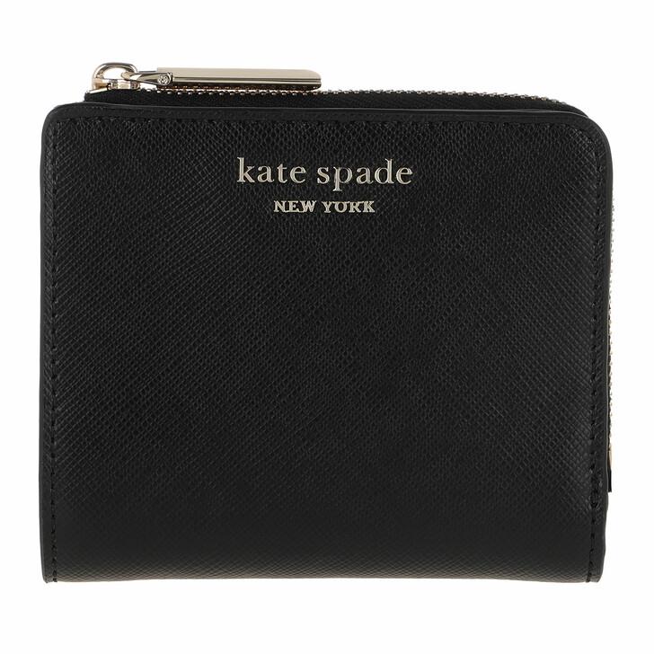 Geldbörse, Kate Spade New York, Spencer Small Bifold Wallet Black