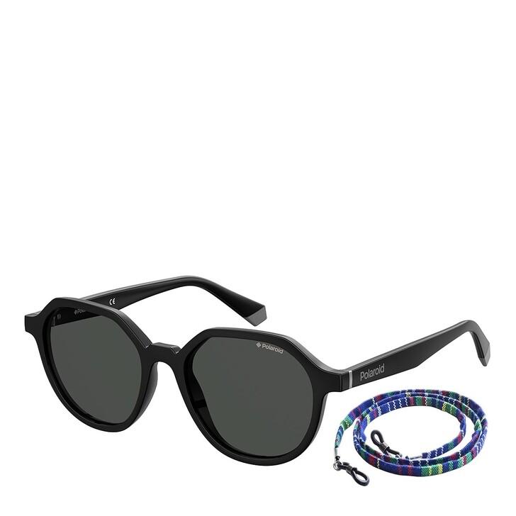 Sonnenbrille, Polaroid, PLD 6111/S BLACK