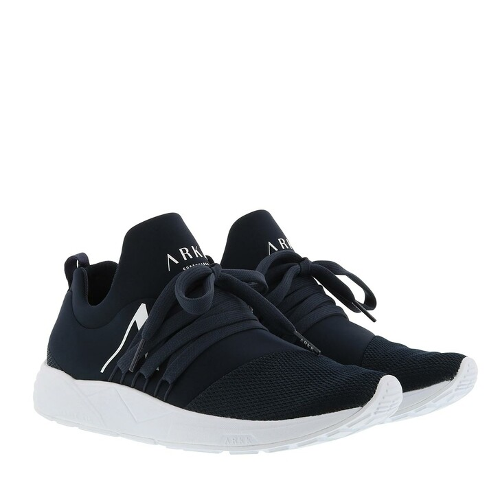 shoes, ARKK Copenhagen, Raven Sneaker Mesh Midnight