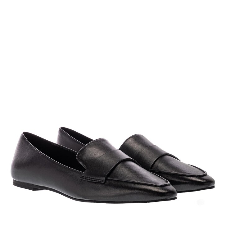 Schuh, What For, Sandi Loafers Soft Leather Black