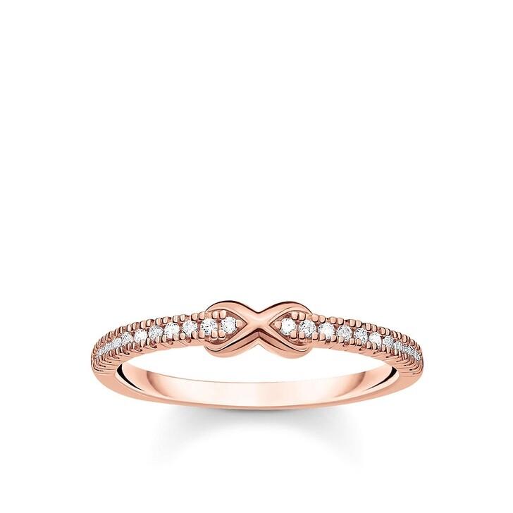 Ring, Thomas Sabo, Ring Infinity Pearl White