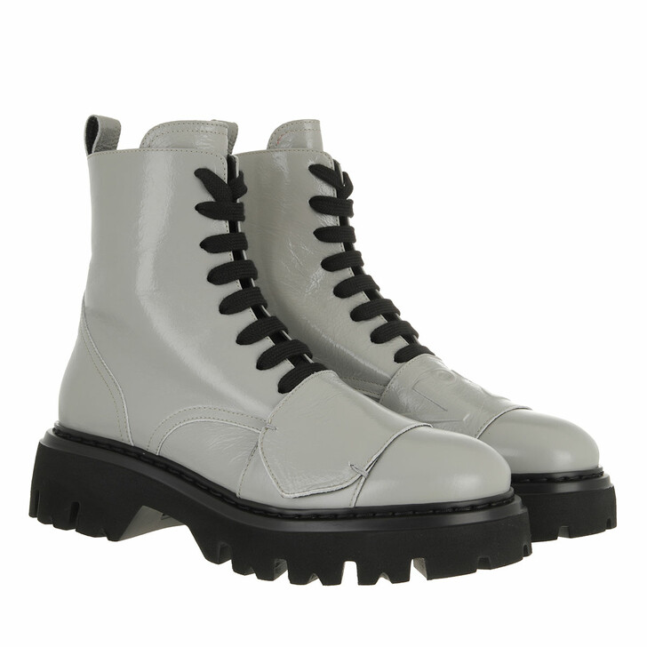shoes, N°21, Boots Grey