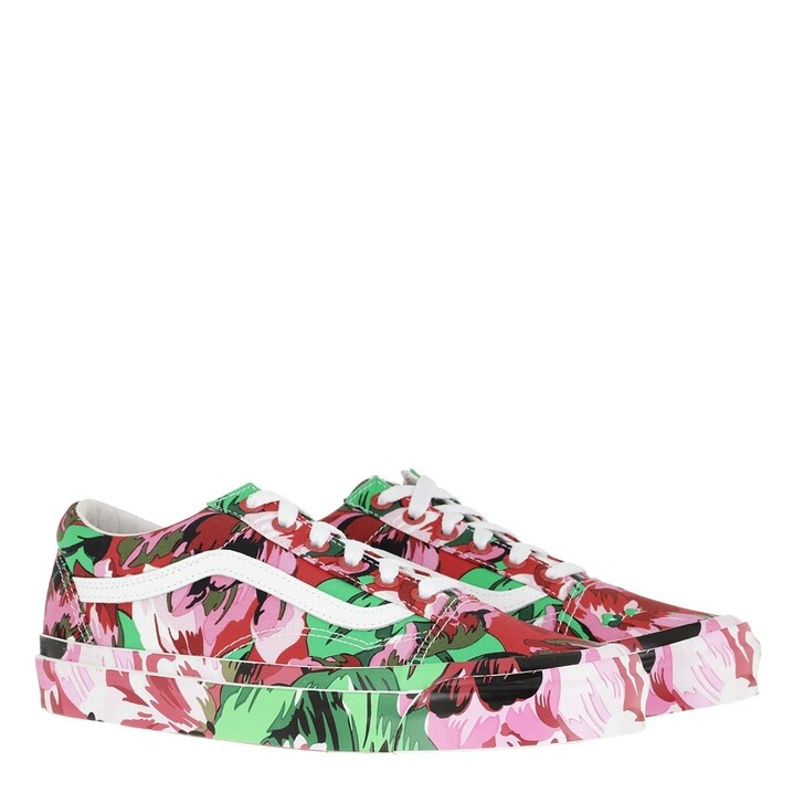 Schuh, Kenzo, Vans X Kenzo Low Top Sneaker Medium Red