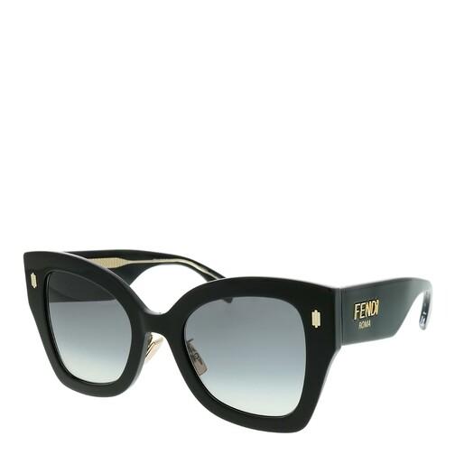 fendi -  Sonnenbrille - FF 0434/G/S - in schwarz - für Damen