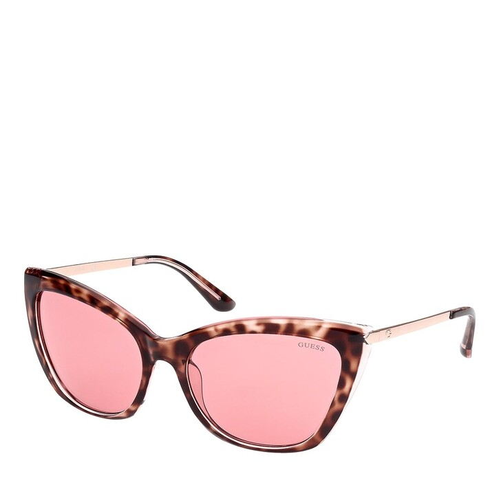 Sonnenbrille, Guess, GU7781 Havanna/Pink