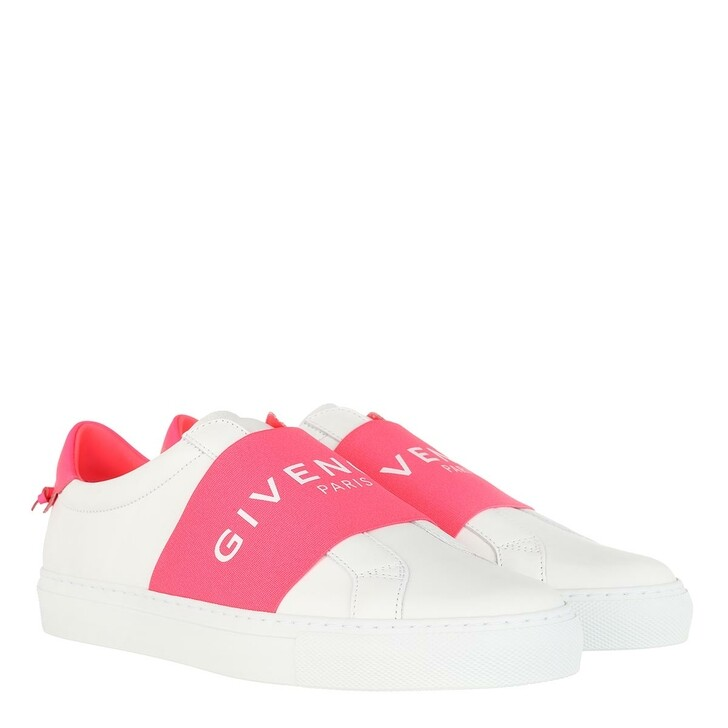 Schuh, Givenchy, Sneakers White Pink