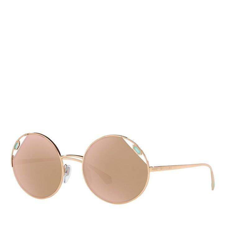 sunglasses, BVLGARI, 0BV6159 PINK GOLD