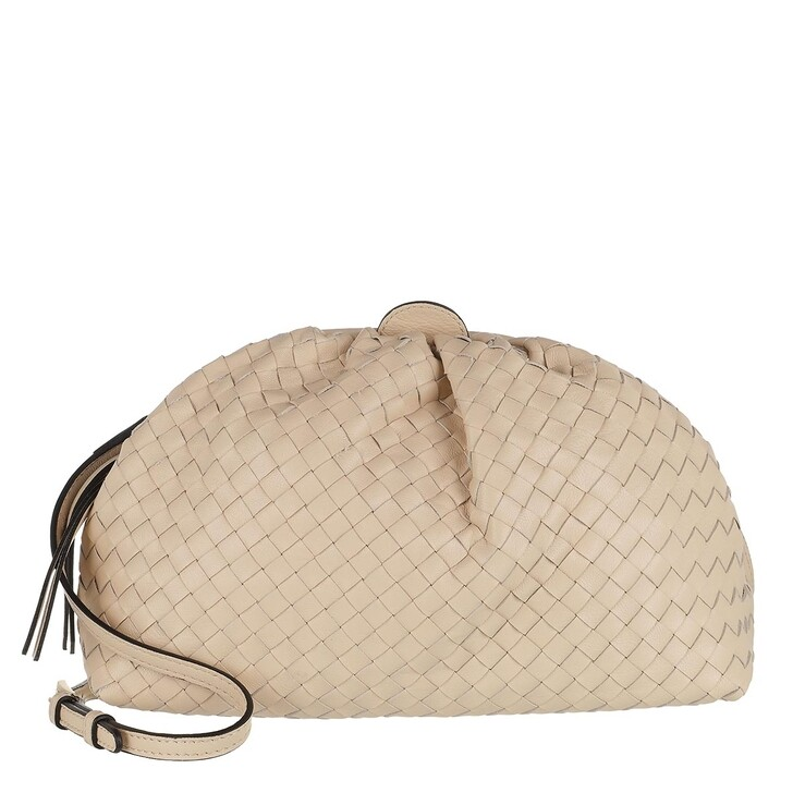 Handtasche, Abro, Medium Crossbody Bag Calypso Sweet Beige