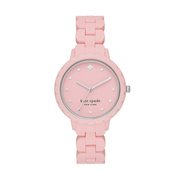 Uhr, Kate Spade New York, Morningside Scallop Watch Pink
